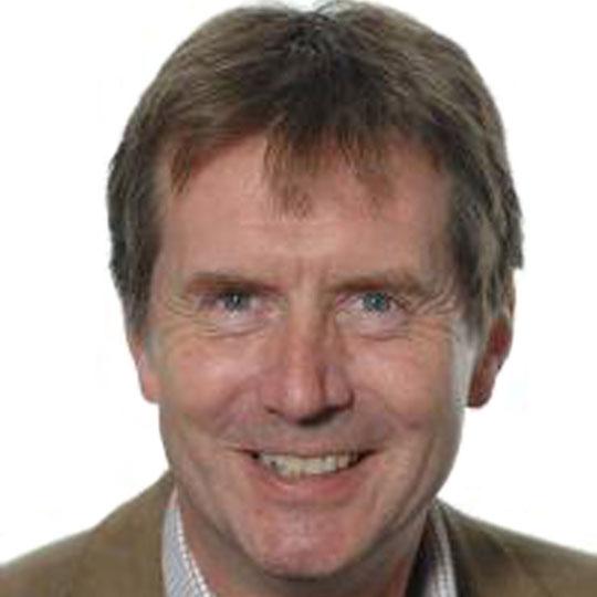 Professor Chris G Dowson