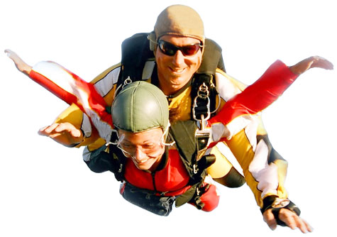 Skydivers raising money for Antibiotic Research UK