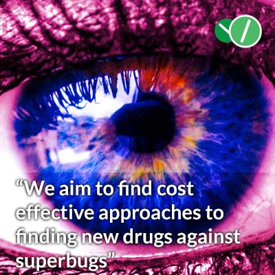 Antibiotic Research UK - We aim to find cost effective approaches to finding new drugs against superbugs