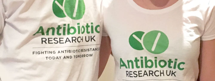 Volunteer for Antibiotic Research UK