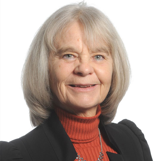 Christine Bond of the University of Aberdeen