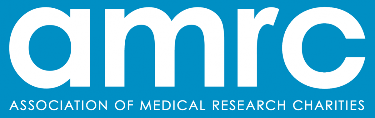 Association of Medical Research Charities logo