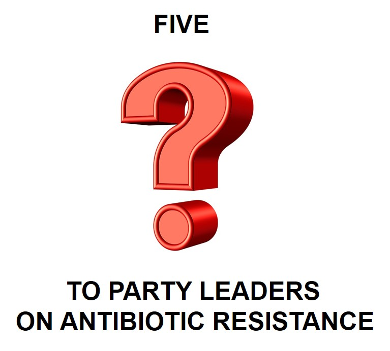 Five questions to party leaders 070517