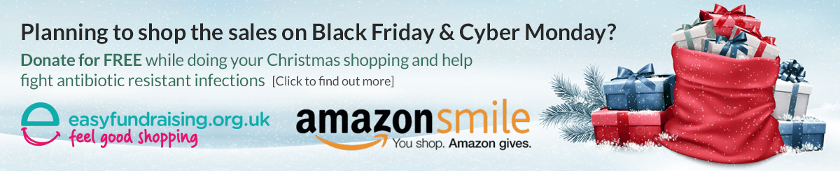 Donate online free while shopping the Black Friday sales