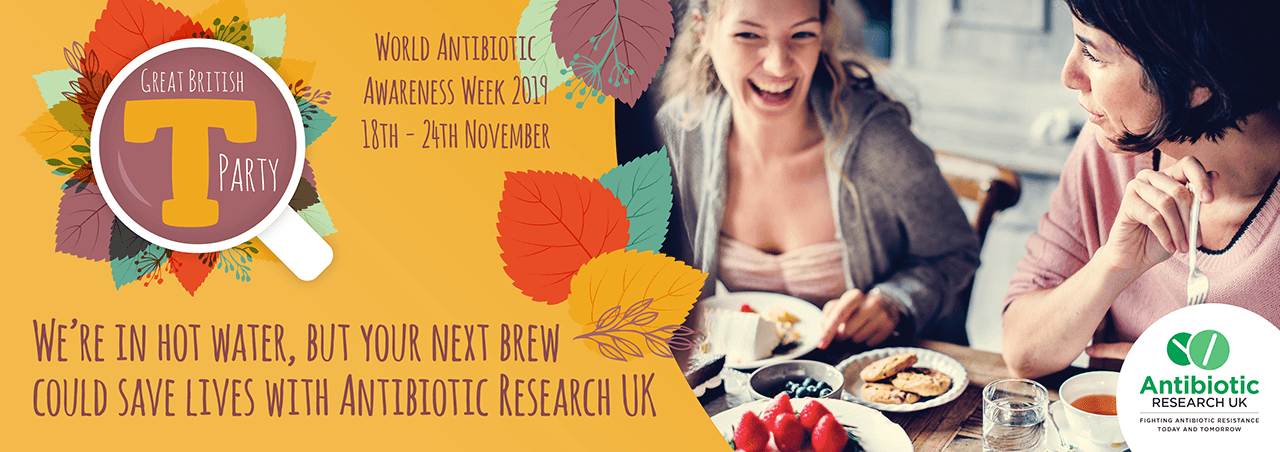 Antibiotic Research UK Great British Tea Party 2019