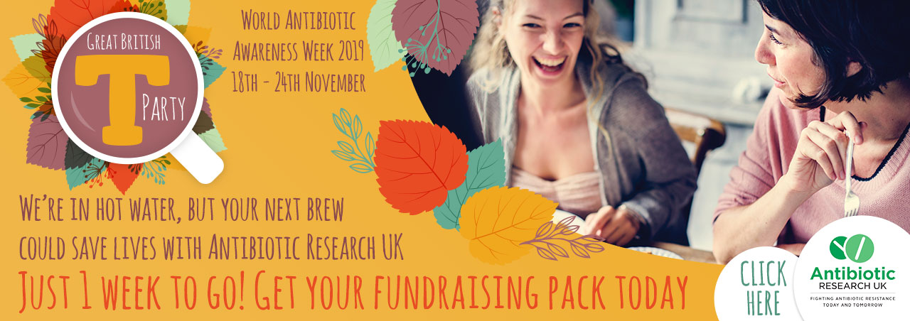 Antibiotic Research UK Great British Tea Party 2019