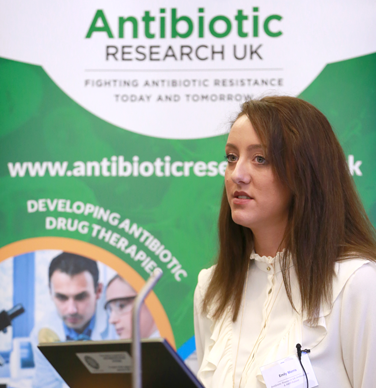 Donate to Antibiotic Research UK