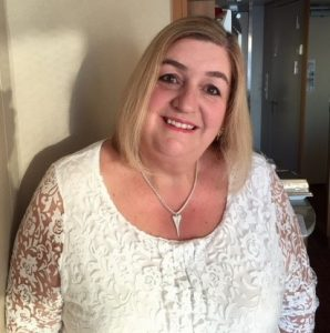 Arlene Brailey from ANTRUK's Patient Support Programme