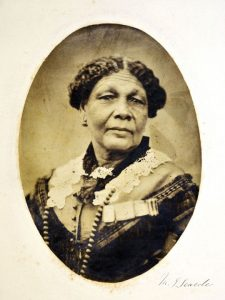 Nurse Mary Seacole