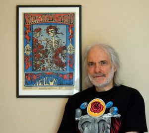 Grateful Dead fan who has been fundraising for Antibiotic Research UK