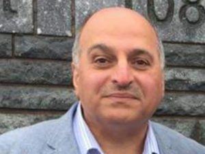 Dr Saad Al-Dubbaisi who died of COVID-19