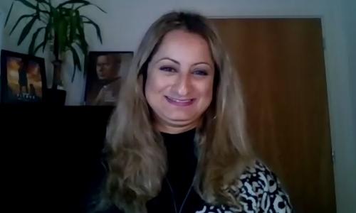 Dr Tina Joshi