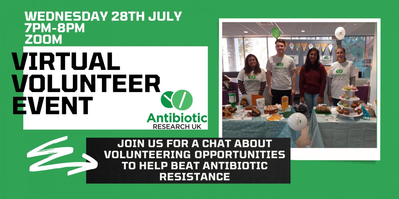 Volunteer event - 28 July