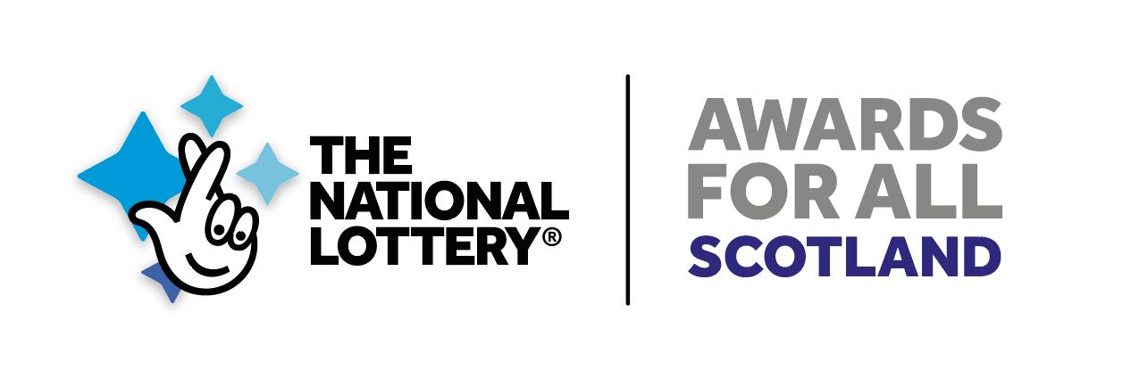 National Lottery - Awards for All Scotland Logo